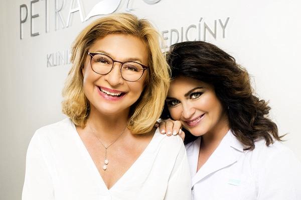Jana Paulová in Petra Clinic
