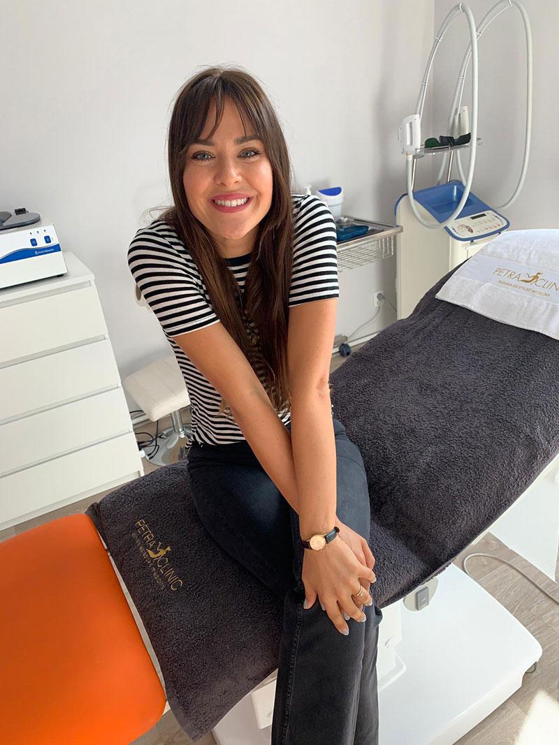 Dominika Bymova - Petra Clinic