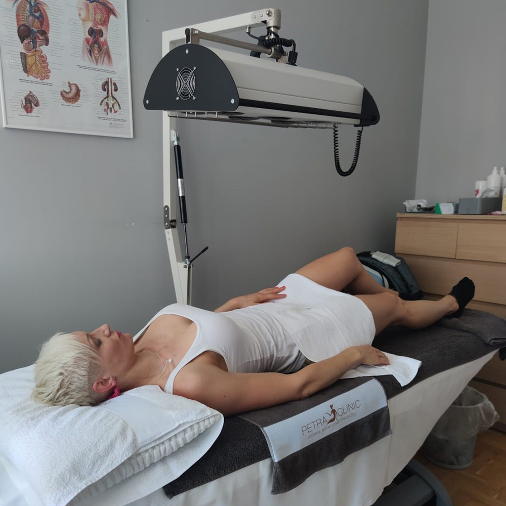 Ivka in Petra Clinic
