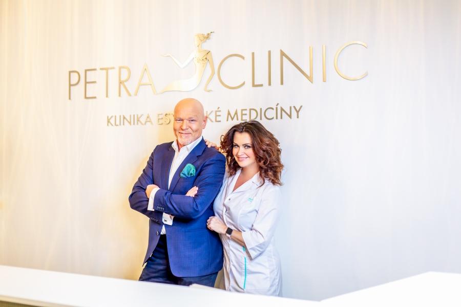 marek-vasut in Petra Clinic