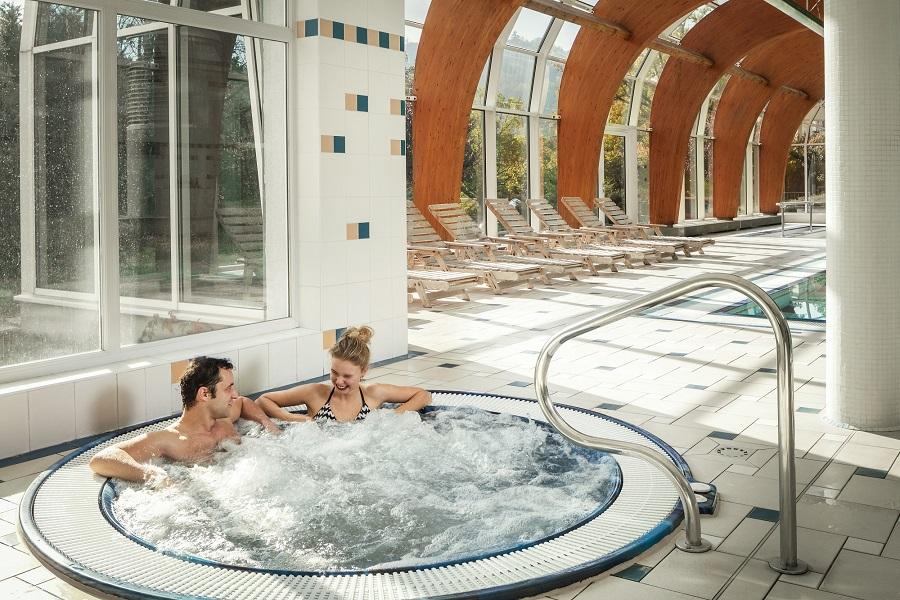 Hotel Sanssouci v Karlových Varech | Petra Clinic